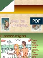Ppt SEM 6 El Pecado Original