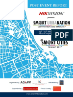 4th Smart Cities 2017 Event Report
