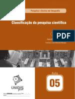 AULA CLASSIFICAÇÃO PESQUISA CIENTIFICA.pdf
