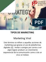 Clase 1 - Tipos de Marketing