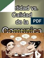 Calidad vs Cantidad de la Comunicación.pptx