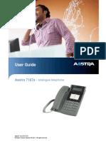 Astra Manual