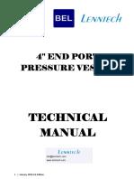 BEL Technical Manual 4 End Port L
