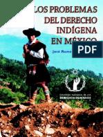 Los Problemas del Derecho Indigena