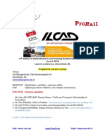 Final Programme Ilcad 6 June 2019 Version 4-06-2019