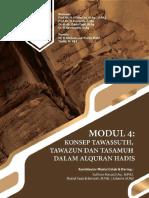 Modul 4 KB 1 Kajian Al-Quran Dan Hadis Tematik-dikonversi