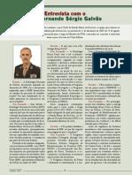 Entrevista Gen Fernando Sergio Galvao
