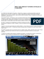 Brasil lança programa de defesa