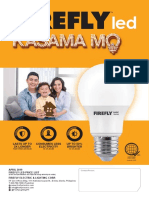 PriceList Firefly LED Price List April 2019 Issue