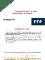 Educación Rural a Distancia Una Propuesta Para La Región Junin. (2)