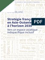 Sách Trắng Chiến Lược Của Pháp Tại Châu Á Và Châu Đại Dương