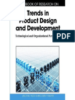 Trends in Product Design and Development
