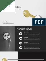 Dollar-Key-Concept-PowerPoint-Templates.pptx