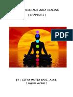 Meditation and Aura Healing Chapter 1 (English Version)