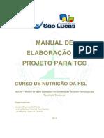 Manual de Elaboracao de Projeto 2014