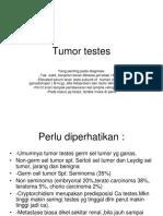 Tumor Testes