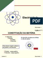 Electricidad e