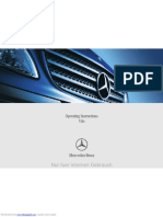 Benz Vito Manual