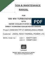 generator manual