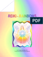 Reiki Rainbows Self Attunement Manual