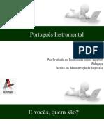 2º Particularidades Gramaticais A
