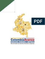 PNA Colombia 9dic