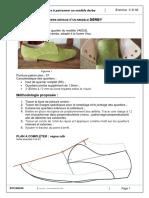 6493 Cd02 Patronner Les Quartiers Dun Modele Derby