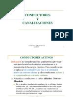 1.1.1 - Conductores y Canalizaciones (Presentacion)