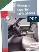 Segurudad y Confort automotriz