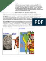 Culturas Precolombinas Americanas