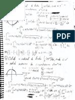 Questões resolvidas de cálculo 3