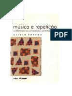 FERRAZ - Música e Repetição