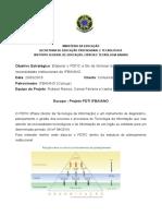 Escopo projeto PDTI