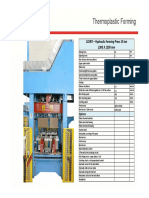 Thermoplastic Forming 0 49 TON