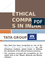 Ethical Companies in India.pptx