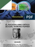 Corrientes Epistemológicas- Karl Popper y Otros