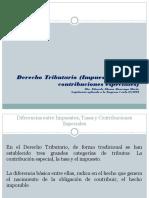 17 Derecho Tributario leyes específicas.pptx