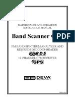 Band Scanner GPS User Manual[1]