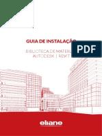 Guida de instalação da biblioteca BIMcerâmicas ELiane