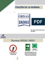 Modulo IIII. Interpretación Normas OHSAS 18001
