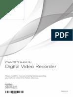 Lrd5160 Series Manual Br