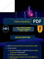 9 Valvulopatías 2009