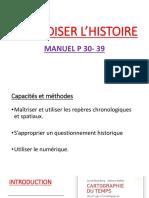 PERIODISER L'HISTOIRE