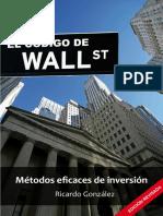 El Codigo de Wall Street