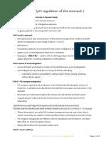 D4 Antacids (PH Regulation of the Stomach )