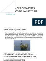 Accidente quimico piper alpha
