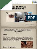Procesamiento Del Cacao Mayo 2019