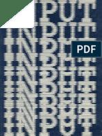 INPUT Volume 4