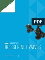 dresser nut valves