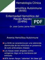 Enfermedad Hemolitica Del Recién Nacido